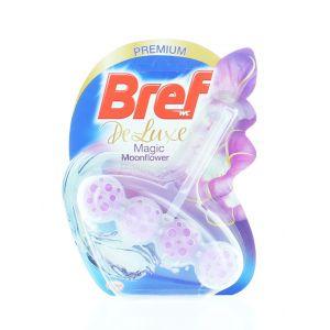 Bref Odorizant WC cu bile 50 g De Luxe Magic Moonflower