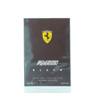 Ferrari Scuderia Parfum barbati in cutie 125 ml Black