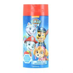 Nickelodeon Spuma&Gel de dus 400 ml Paw Patrol