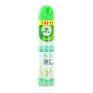 Airwick Spray odorizant camera 240 ml Ivory Freesia Blomm 6in1
