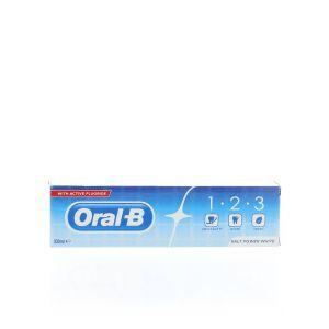 Oral-B Pasta de dinti 100 ml Salt Power White