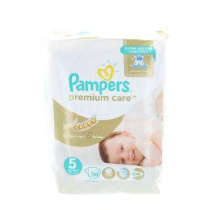 Pampers scutece nr.5  11-18 kg 20 buc Premium Care