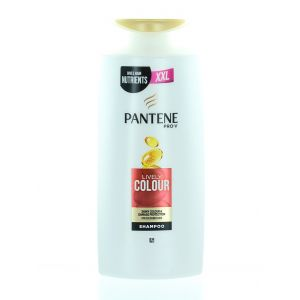 Pantene Sampon 750 ml Lively Colour