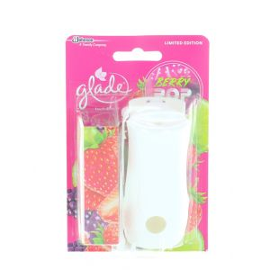 Glade Aparat odorizant One Touch+rezerva 10 ml Berry Pop