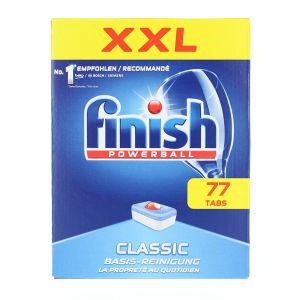 Finish Tablete pentru masina de spalat vase 77 buc Classic