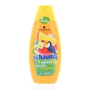 Schauma sampon 400 ml Tropical