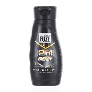 Body-X Fuze Gel de dus Barbati 300 ml 2in1 Energy