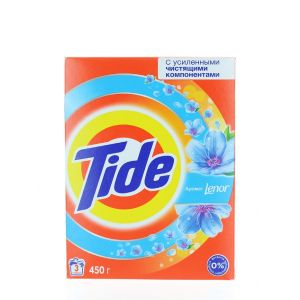 Tide Detergent automat in cutie 450 g Touch of Lenor