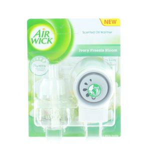 Airwick Aparat Odorizant priza+rezerva 19 ml Ivory Freesia Bloom