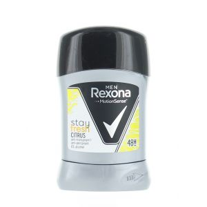 Rexona Stick deodorant barbati 50 ml Stay Fresh Citrus