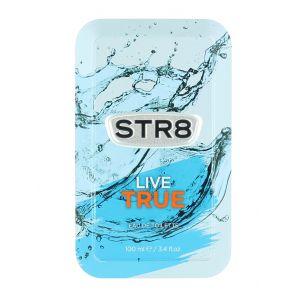 STR8 Parfum in cutie metalica 100 ml Live True (Design Vechi)