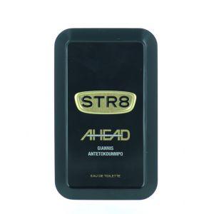 STR8 Parfum in cutie metalica 50 ml Ahead (Design Vechi)