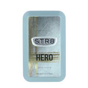 STR8 Parfum in cutie metalica 50 ml Hero (Design Vechi)