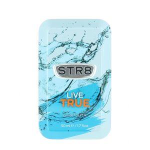 STR8 Parfum in cutie metalica 50 ml Live True (Design Vechi)