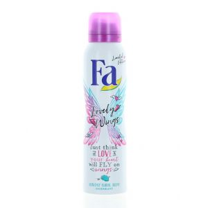 Fa Spray deodorant 150 ml Lovely Wings