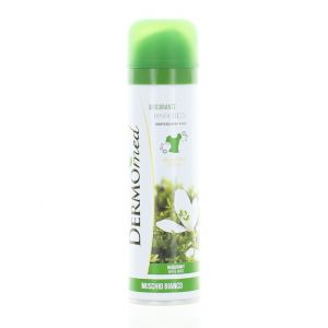 Dermomed Spray Deodorant 150 ml Muschio Bianco
