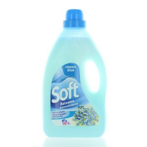 Soft Balsam de rufe 3 L 50 spalari Classic Blue