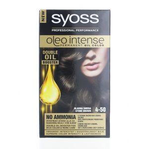 Syoss Vopsea de par Oleo Intense 4-50 Stone Brown