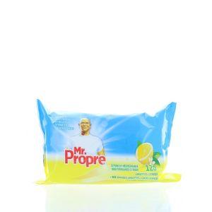 Mr. Proper Servetele umede multisuprafete 120 buc Citron