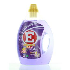 E Active Detergent lichid 2 L 40 spalari Color Lavender&Jasmin