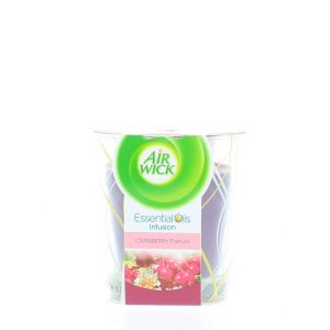 Airwick Lumanare odorizanta 105 g Deco Cranberry Parfum