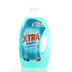 X-Tra Detergent lichid 3 L 60 spalari Total+