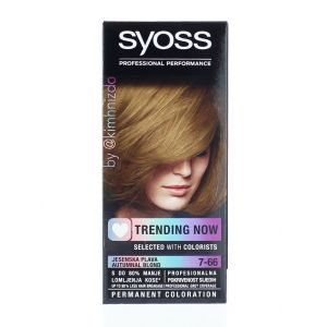 Syoss Vopsea de par Trending Now 7-66 Autumnal Blond
