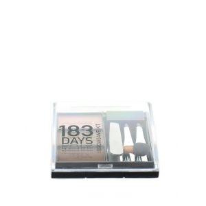 183 Days Kit Pentru Definirea Sprancenelor 010 Ash