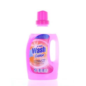At Home Detergent lichid 1 L 28 spalari Color