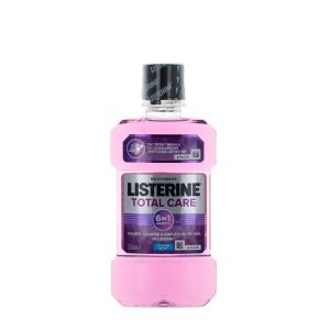 Listerine Apa de gura 250 ml Total Care 6in1 Clean Mint