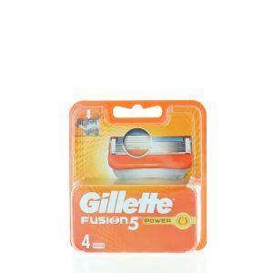Gillette rezerva 4 buc Fusion Power