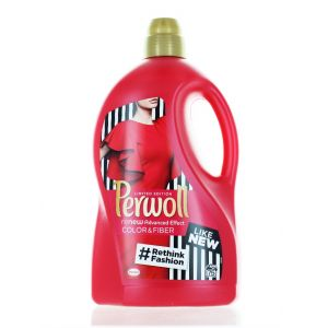 Perwoll Detergent Lichid 4.5 L 75 spalari Renew Color&Fiber