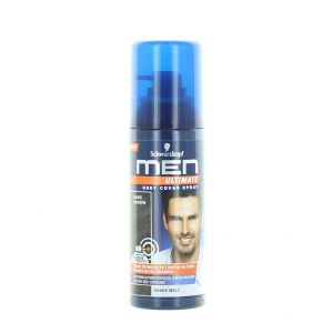 Schwarzkopf Men Spray colorant pentru par 120 ml Dark Brown