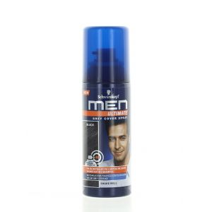 Schwarzkopf Men Spray colorant pentru par 120 ml Black