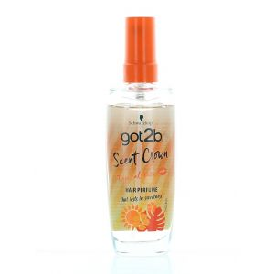 Got2B Spray parfumat pentru par 75 ml Tropical Kiss