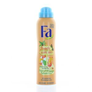 Fa Spray deodorant 150 ml Beach Tropical Mango Colada