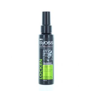Syoss Spray pentru par ondulat si cret 100 ml Locken