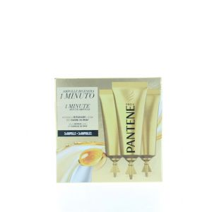 Pantene Tratament fiole de par 3X15 ml 1 Minute Repair
