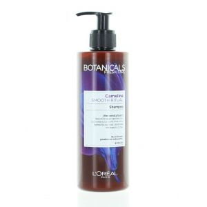 L'oreal Sampon de par cu pompa 400 ml Botanicals Fresh Care Camelina