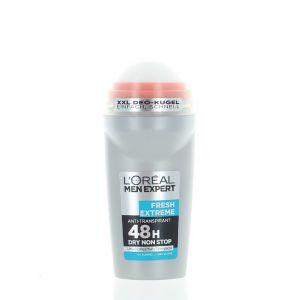 L'oreal Men Expert Roll-on antiperspirant barbati 50 ml Fresh Extreme