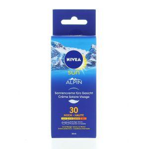 Nivea Crema protectoare de soare 50ml SPF30 Alpine
