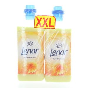 Lenor Balsam de rufe 2x1.36 L Summer Breeze