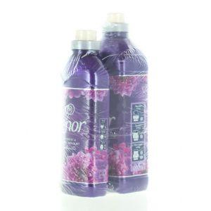 Lenor  Balsam de rufe 1.5 L+780 ml Parfumelle Amethyst &Floral Bouquet