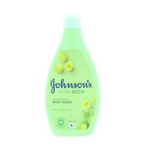 Johnson's Gel de dus 250 ml Vita-Rich Revitalising