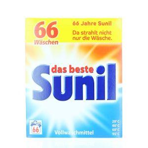 Sunil Detergent automat 3.96 kg 66 spalari