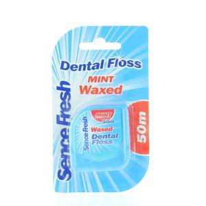 Sence Fresh Ata dentara 50m Mint Waxed