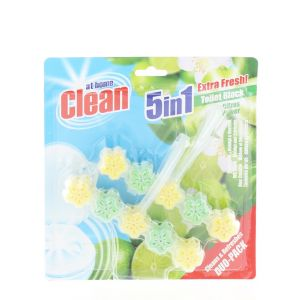 At Home Odorizant wc cu suport 2x45 g Citrus
