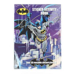 Batman Carte cu autocolante 1 buc