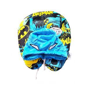 Batman Perna de calatorie cu gluga 1 buc