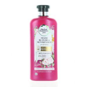 Herbal Essences Balsam de par 400 ml White Strawberry